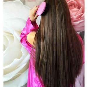 Dark Brown Beauty Lacefront Wig